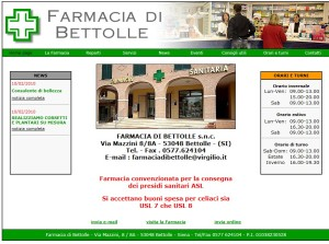 farmacia bettolle